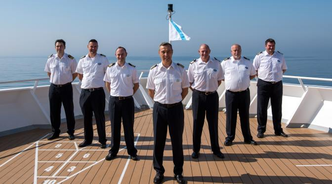 We are recruiting!the Fred. Olsen Cruise Lines